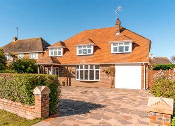 Thumbnail 4 bed detached house for sale in Golden Avenue Close, East Preston, West Sussex