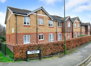 Thumbnail 2 bed flat for sale in Silverwood Court, Wakehurst Place, Rustington, Littlehampton