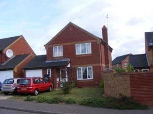 Thumbnail 4 bed detached house to rent in The Runnel, Norwich