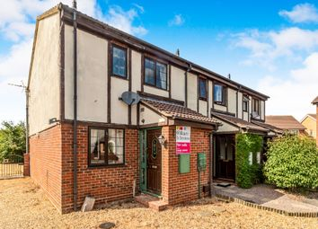 Thumbnail 2 bed end terrace house for sale in Drivers Close, Doddington, March