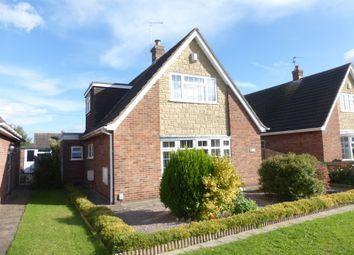 Thumbnail 3 bedroom detached house for sale in Elter Walk, Gunthorpe, Peterborough