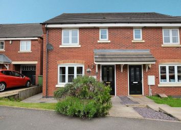 Thumbnail 3 bed end terrace house to rent in Attingham Drive, Dudley