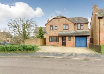 Thumbnail 5 bedroom detached house for sale in Juniper Close, Towcester