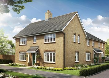 "Thumbnail 3 bed end terrace house for sale in ""Ennerdale"" at Southern Cross, Wixams, Bedford"