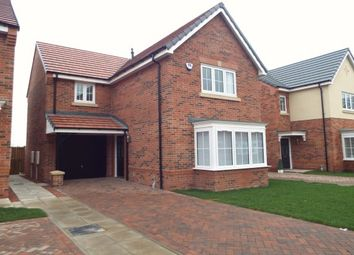 Thumbnail 3 bed detached house to rent in Albion Close, Houghton Le Spring