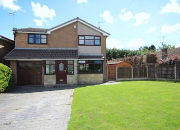 Thumbnail 4 bed detached house for sale in Wood Hey Grove, Syke, Rochdale