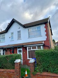 3 bed semi-detached house to rent in Edgeworth Drive, Fallowfield, Manchester M14