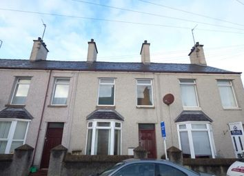 Thumbnail 2 bedroom terraced house for sale in Leonard Street, Holyhead, Sir Ynys Mon