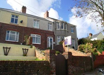 Thumbnail 3 bed terraced house for sale in Pill Road, Milford Haven, Pembrokeshire
