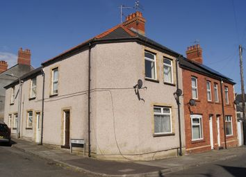 Thumbnail 2 bed flat for sale in Harvey Street, Barry