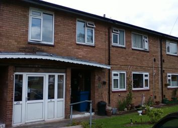 Thumbnail 2 bed flat to rent in Swan Close, Longdon, Rugeley
