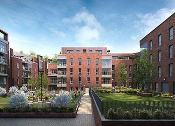 Thumbnail 2 bed flat for sale in Burnell Block, Fellows Square, Cricklewood