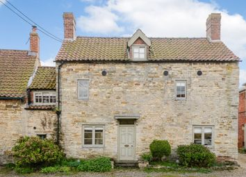 Thumbnail 4 bed cottage for sale in Hall Street, Wellingore, Lincoln