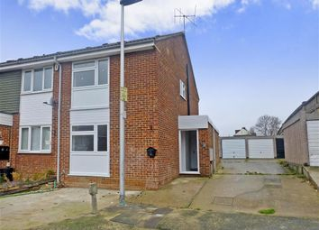 Thumbnail 3 bed end terrace house for sale in Scoter Close, Woodford Green, Essex