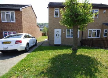 Thumbnail 3 bed property to rent in Shanklin Close, Walderslade, Chatham
