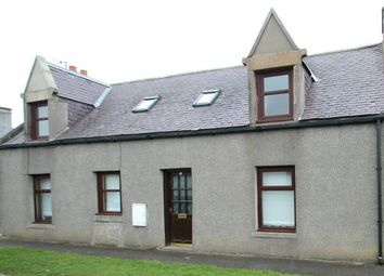 Thumbnail 2 bed end terrace house for sale in Hill Street, Newmill, Keith, Moray