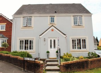 Thumbnail 4 bed detached house for sale in Heol Iscoed, Fforest Fach, Swansea