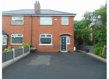 Thumbnail 3 bed semi-detached house for sale in Park View, Oldham