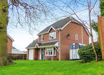 Thumbnail 4 bedroom detached house for sale in Portmarnock Close, Macclesfield