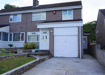 3 bed semi-detached house for sale in Tuxton Close, Plymouth PL7