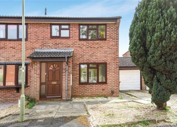 Thumbnail 3 bed semi-detached house for sale in Sydmanton Road, Romsey, Hampshire