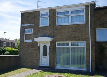 Thumbnail 2 bed end terrace house for sale in Bedford Place, Bishop Auckland
