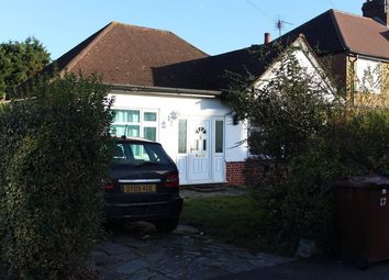 Thumbnail 4 bed detached bungalow to rent in Grasmere Gardens, Harrow