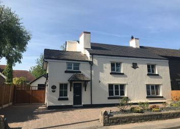 Thumbnail 4 bed cottage for sale in Briars Lane, Lathom, Ormskirk