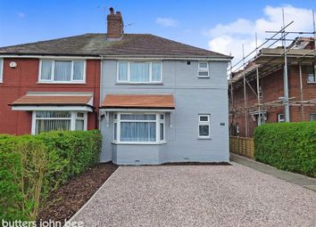 Thumbnail 3 bedroom property for sale in Selworthy Drive, Crewe
