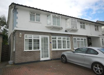 Thumbnail 3 bed end terrace house for sale in Ravens Close, Bromley, Kent