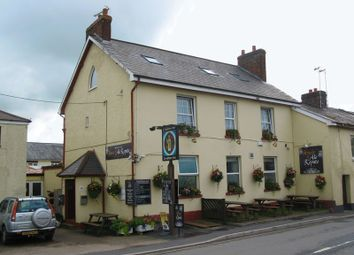 Thumbnail Pub/bar for sale in Mill Street, Crediton