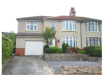 Thumbnail 4 bed semi-detached house for sale in Orchard Avenue, Bolton Le Sands, Carnforth