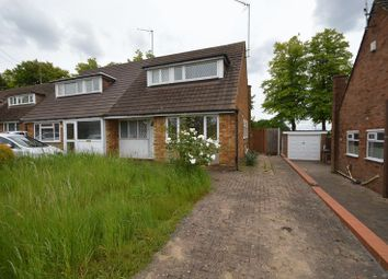 Thumbnail 3 bed semi-detached bungalow for sale in Florence Avenue, Luton