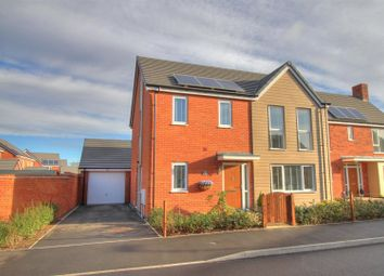 Thumbnail 4 bed detached house for sale in Buckthorn Road, Coalville