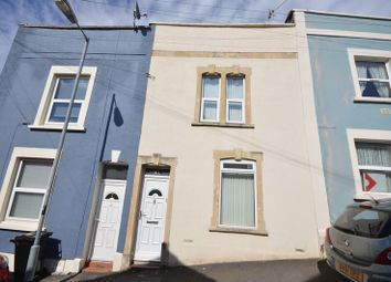 Thumbnail 3 bed terraced house for sale in Hebron Road, Southville, Bristol