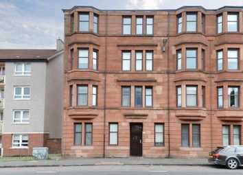 Thumbnail 2 bed flat for sale in Dumbarton Road, Glasgow