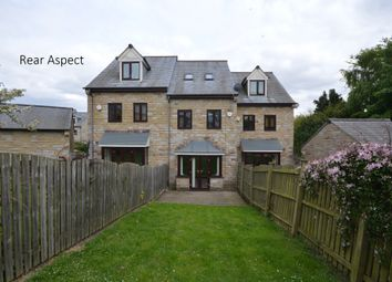 Thumbnail 3 bed town house for sale in Manor House, Flockton, Wakefield