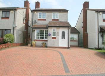 Thumbnail 3 bed detached house for sale in Abbot Road, Woodlands, Ivybridge