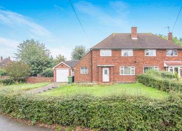 Thumbnail 3 bedroom semi-detached house for sale in Stonebridge Road, Coleshill, Birmingham, Warwickshire