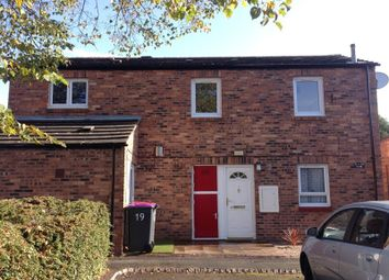 Thumbnail 1 bed flat to rent in Cheltenham Court, Leegomery, Telford