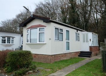 Thumbnail 1 bedroom mobile/park home for sale in Woodlands Estate, Blean, Canterbury