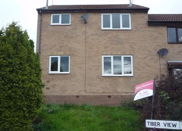 Thumbnail 1 bed semi-detached house to rent in Tiber View, Brinsworth, Rotherham, South Yorkshire