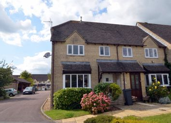 Thumbnail 3 bed end terrace house for sale in Freame Close, Chalford, Stroud, Gloucestershire