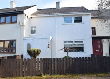 Thumbnail 2 bed terraced house for sale in Ellanwood Road, Carrbridge