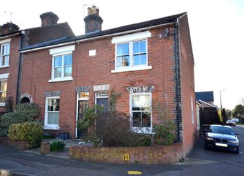 Thumbnail 3 bed end terrace house to rent in St. Albans Road, Colchester