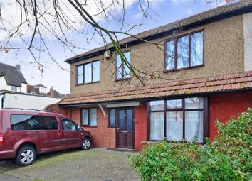 Thumbnail 5 bed semi-detached house for sale in Lavender Avenue, Worcester Park, Surrey