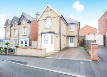 Thumbnail 4 bed detached house for sale in Smithards Lane, Cowes