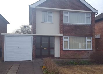 Thumbnail 3 bed detached house to rent in Abbey Road, Bingham, Nottingham