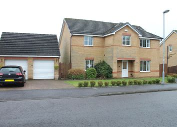 Thumbnail 5 bed detached house for sale in Mosswater Wynd, Cumbernauld, Glasgow