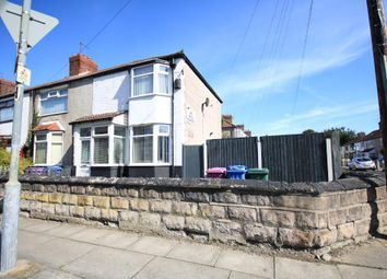 Thumbnail 2 bed end terrace house for sale in Snaefell Avenue, Tuebrook, Liverpool